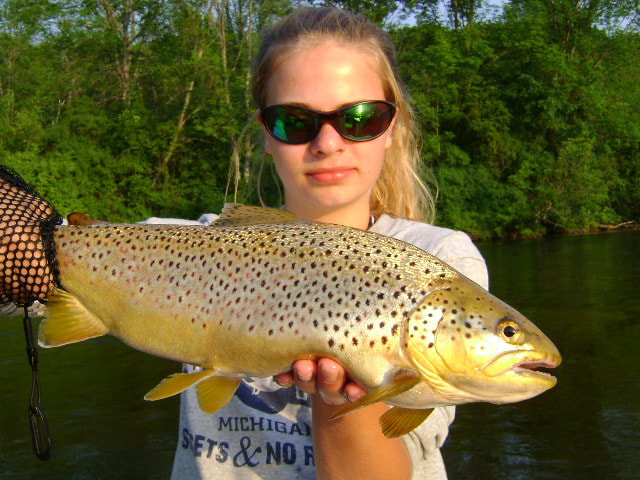 White River Fishing Archives - Michigan Fly Fishing Guides