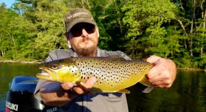 Muskegon River Trout Fishing Report – Nymphing